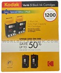 Kodak-Kodak-5XXL-Black-Twin-Pack